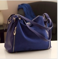 2013 women handbags leather handbags one shoulder cross-body bags briefcase female fashion messenger bags totes