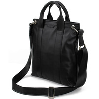 Man handbag male shoulder bag messenger bag briefcase male commercial casual leather bag handbag