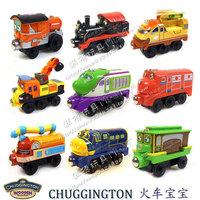 Chuggington wooden magnetic train baby 0.1  =HcQ3
