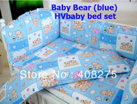 Free shipping Baby bedding for cot Crib bedding set for kids Baby bed set for infant Child bedding kit newborn baby size choice