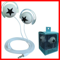 Retailer+1pc/lot+Original Newest Mp3 Player EarPods Earphone Headphone  With Box Gift+Free Shipping