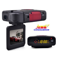 Fh118 driving recorder mini hd night vision wide-angle 1080p fitted one piece machine