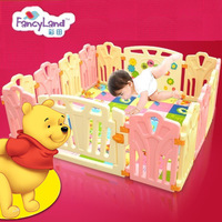 2014 direct selling special offer plastic < 3 years old en crib eco-friendly baby guardrail child toddler fence ocean ball pool