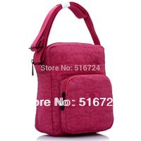 2013 small messenger bag internality waterproof nylon bag water wash casual bag gift