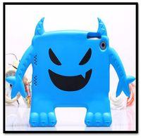 NEW Little Devil Design Shock Proof Case Kids Protective Foam EVA Cover Stand For iPad Mini Free Shipping