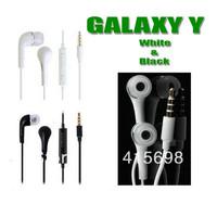 Genuine GALAXY Y S5250 S5750E S3850 S8530 S8600 S5660 S5570 S5670 S5360 Stereo Headset Earphone handfree HandsFree Headphone