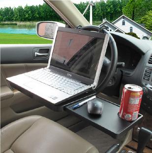 Car computer desk auto supplies folding computer mount car laptop mount with drawer(China (Mainland))