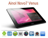 "Ainol Novo7 Venus quad core tablet pc 7"" IPS android 4.1 ATM7029 1GB RAM 16GB WiFi OTG HDMI Dual Cameras Mini pad Freeshipping"