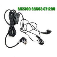 Genuine Earphone For SAMSUMG S5230 S5230C S5603 S7120U S7330 S7520 J208 J218 J400 Stereo Headset handfree HandsFree Headphone