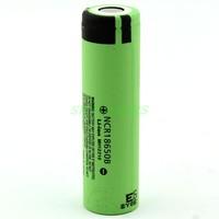 NEW 4 pcs/lot New Original 18650 NCR18650B Rechargeable Li-ion battery 3.7V 3400mAh For Panasonic +Free shipping