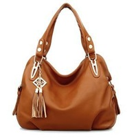 Genuine leather women's handbag High Quality cowhide europe style cross-body shoulder bag