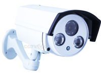 CCTVEX 800TVL COLOR CCTV  security camera CMOS COLOR  IR CUT waterproof 2 ARRAY  LED 8MM lens long range surveillance A44H