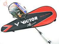 Victor BRS-12 Carbon badmonton racket brave sword 12 rackets.high-end badminton racquet,free shipping