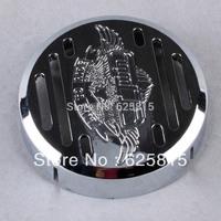 Hot Sale STU Chrome Horn Cover for Yamaha V-Star Classic Custom Kawasaki Vulcan 70-333
