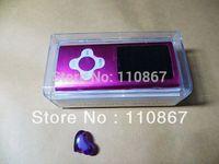 "8gb 4th gen mp4 player slim 1.8""lcd mp3 mp4 fm radio player video plum cross button+ accessories+ box  DHL free shipping 10PCS"