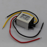 5pcs/lot Car Power Supply Buck Converter 12V to 6V 3A 18W DC Step Down Converter Waterproof Aluminum Shell