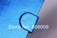 Lizard Shining Leather Case for Samsung I9500 Galaxy S IV, free shipping by DHL EMS