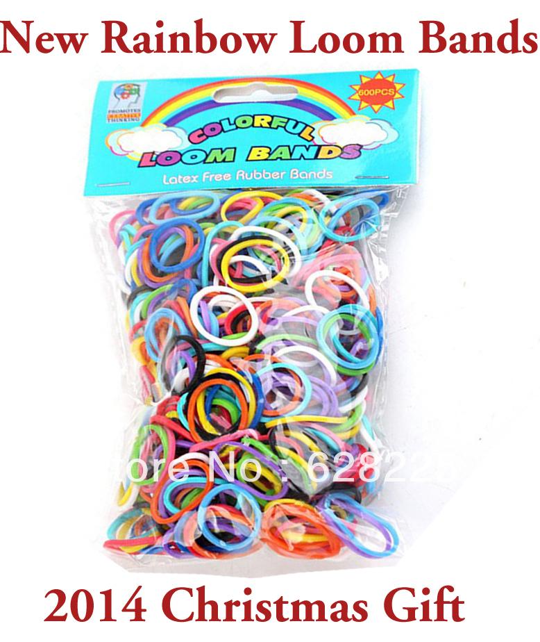 Rainbow Loom Rubber Band Refills