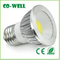 LED Spot Light 3W E27 3000K/4000K/6000K,50*55mm dimmer  led spot bulb light 15pcs/lot,50*55mm