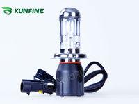 Cheap shipping ,Wholesale price 12v/75w H4 BI-xenon bulb Auto xenon bulb +14months warranty