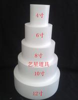 Fake cake body model bubble cake bubble double sugar cake decorating mould 5 layer combination/free shipping
