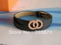 Free shipping SONLIN Factory price wholesale  titanium steel bangles  HB543