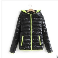 2013 the European and American fashion popular leisure long-sleeved cotton-padded clothes