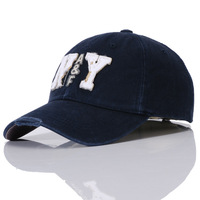 Spring and summer male baseball cap hat men's letter baseball cap star style outdoor sports cap