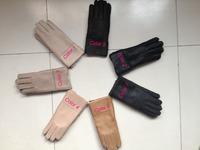 PROMOTION Australian Brand Genuine Leather Sheepskin Gloves New 2013 Autumn -summer Winter Mittens Designers Luvas Tactical