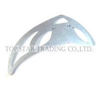 YD 612-09 Vertical Tail Rudder Plate For Remote Control RC Helicpter Attop Yd612 Spare Parts Accessories