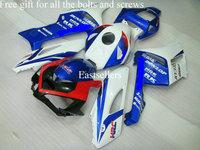 Complete fairing kit for Honda CBR1000RR 04 05 CBR 1000 RR 2004 2005 CBR1000 RR 04 05 with tank cover Red White Red