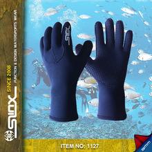 SLINX  1127  3mm neoprene gloves for diving,fishing,sailing,swimming,neopren dive  equipment,swim glove,(China (Mainland))