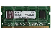 100% Original Kim billion 1G DDR2 800 MHz    notebook  Memory