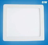 8W led panel light/led ceilling light/led panel light for kitchen/bathroom/office/