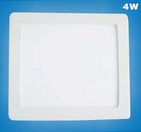 4W led panel light/led ceilling light/led panel light for kitchen/bathroom/office/