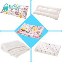 Five pieces baby bedding set 100% cotton quilt duvet cover pillow case bed sheets newborn supplies