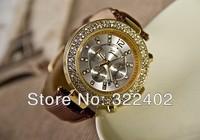 "Annasin ""15% OFF"" AMK1853 watch Geneva watch Much Colors Hot Sales High Quality FEDEX/UPS/DHL Free Shipping"
