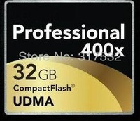 Full capacity 16GB 32GB 64GB 400X compact flash CF card free shipping