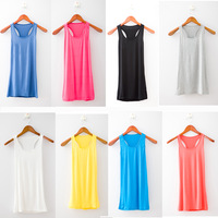 Summer female 100% basic cotton sleeveless tight-fitting sexy spaghetti strap basic vest small spaghetti strap top