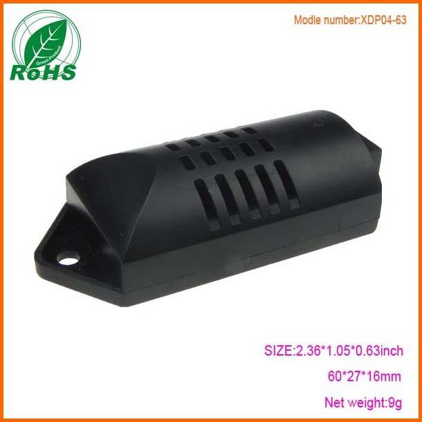 Wholesale 10piece a lot Humidity Sensor plastic pcb enclosures for plastic box electronics 60*27*16mm 2.36*1.05*0.63inch(China (Mainland))