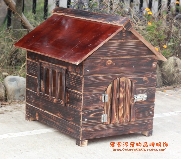 Kennel cat house dog house dog cat water-resistant waterproof outdoor ...