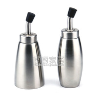East stainless steel drum oil bottle soy sauce bottle vinegar bottle seasoning bottle