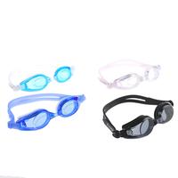 Goggles comfortable waterproof anti-fog swimming goggles plain swimming glasses goggles