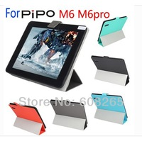 100% original leather case for tablet PC PIPO M6 PRO 9.7inch quad-core tablet pc Ultra-thin Leather flip Case cover freeshipping