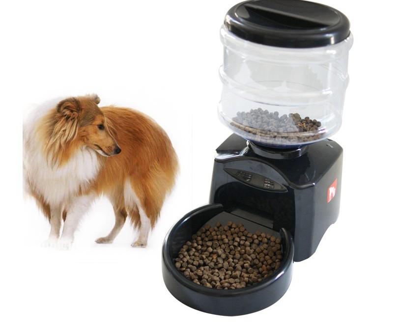 Automatic pet dog feeder/ Automatic pet cat feeder/ Pet dog bowl(China (Mainland))