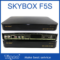 2pcs of original skybox f5s satellite receiver full hd 1080p support external GPRS  freeshpping