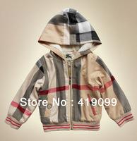 wholesale 5pcs/lot new arrive autumn winter boy cotton thicken coats Children Fashion clothes kids jacket