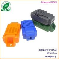 Plastic enclosures for electronics humidity  sensor housing plastic Sensor Control Case pcb 60*30*17mm 2.36*1.18*0.67inch