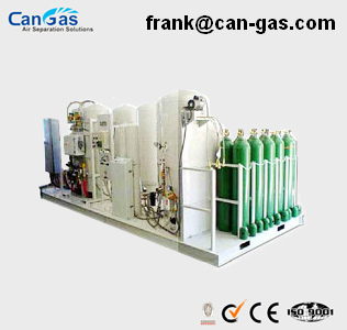 oxygen cylinder filling system(China (Mainland))
