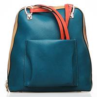 For oppo   brand women's handbag small fresh fashion preppy style single backpack 2013 9612